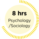 gold seal, 8 hrs Psychology/Sociology