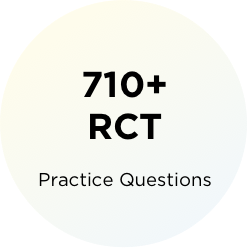 710 questions RCT icon