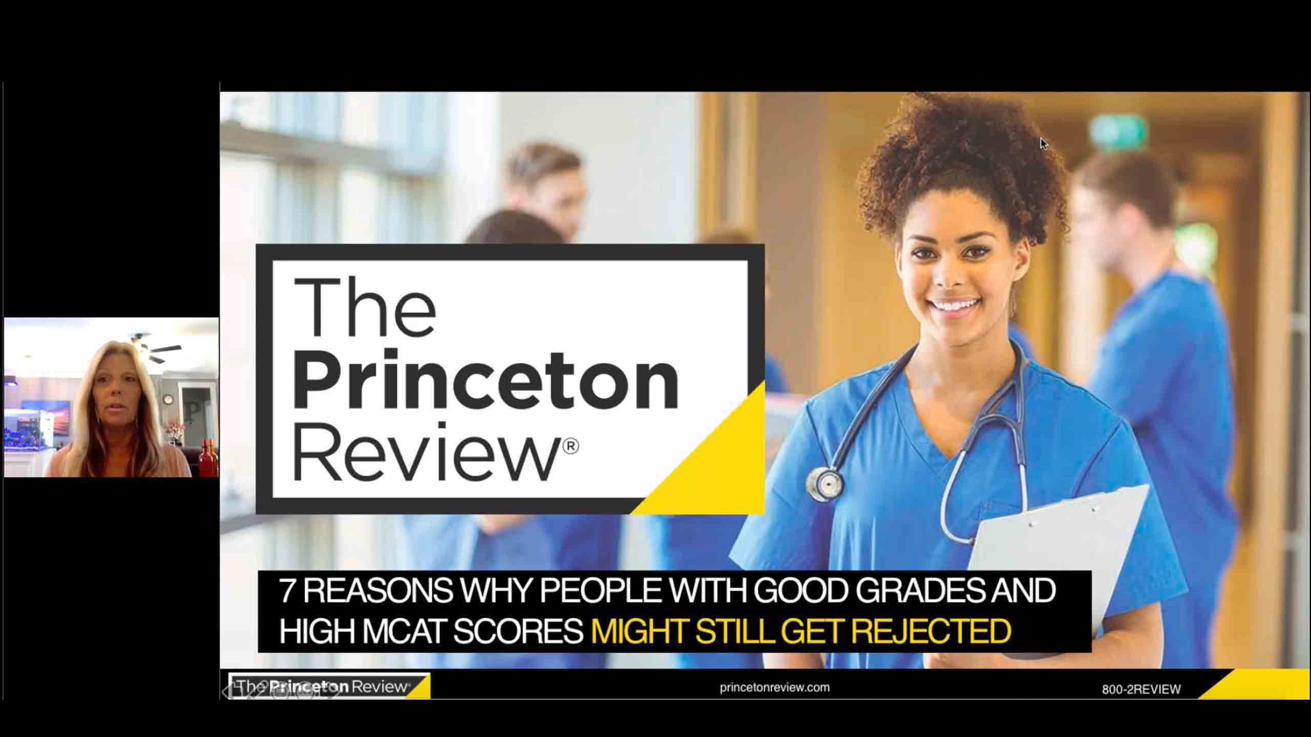 7 Reasons why kids with good grades and MCAT scores get denied
