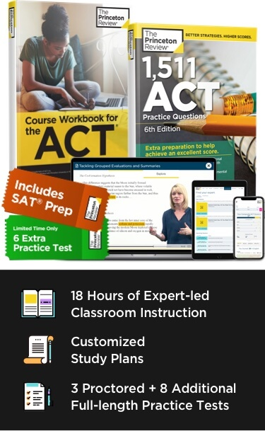 ACT Essentials materials