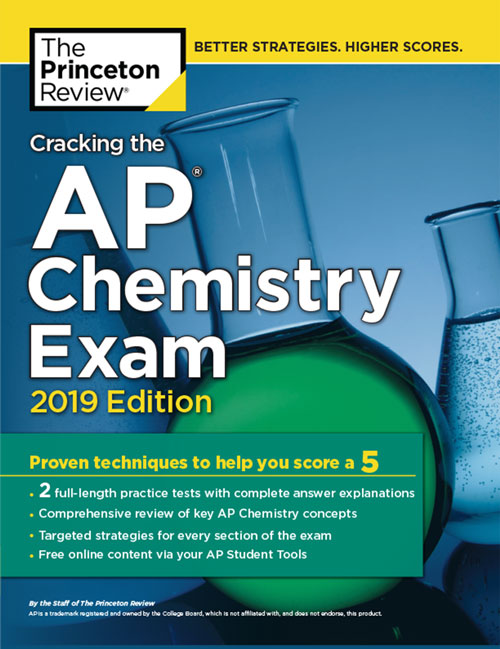 AP Chemistry Exam Book