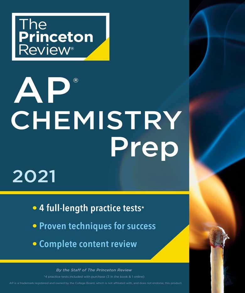 AP Chemistry Exam Book
