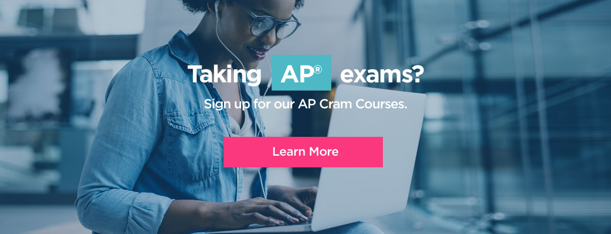 Test prep online tutoring college grad admissions the ap cram course malvernweather Gallery