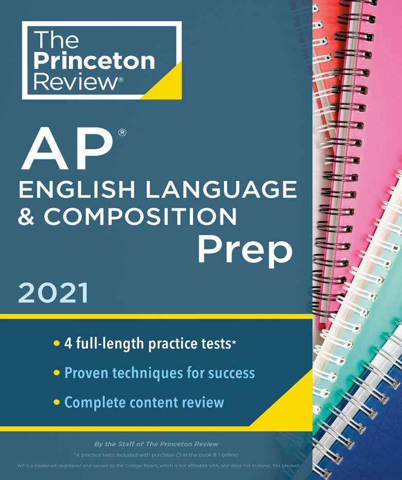 AP English Language Exam Book Cover