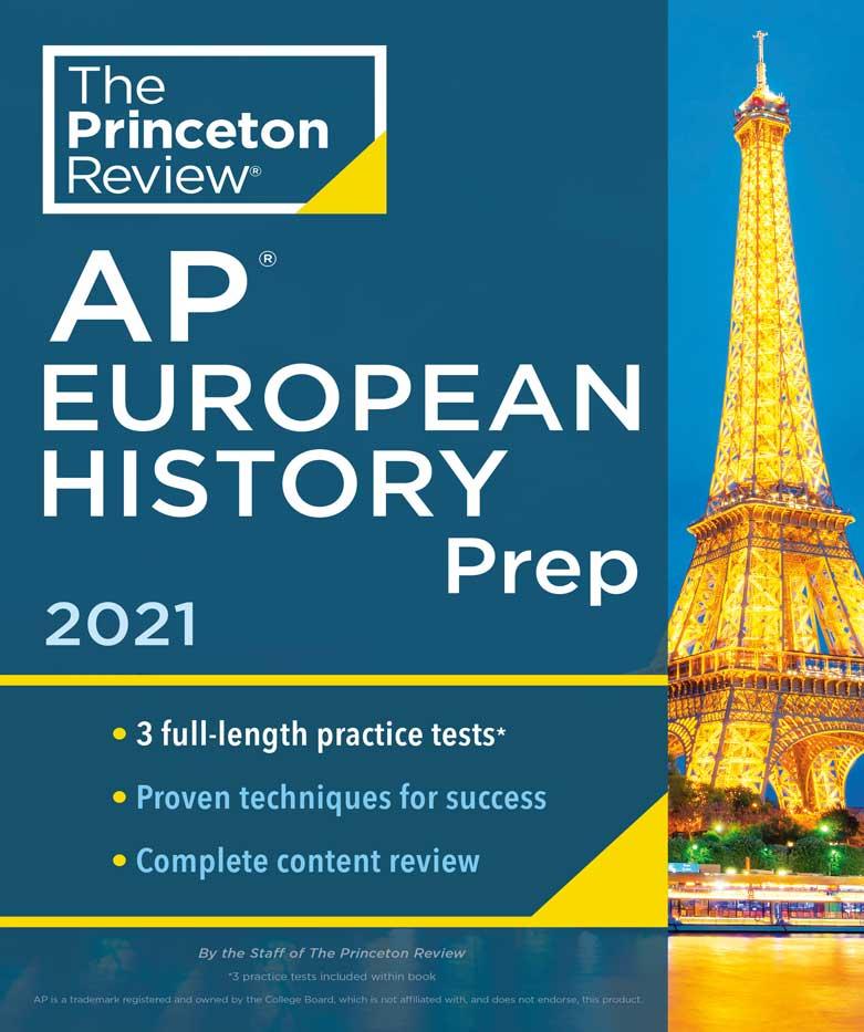 AP European History Exam Book