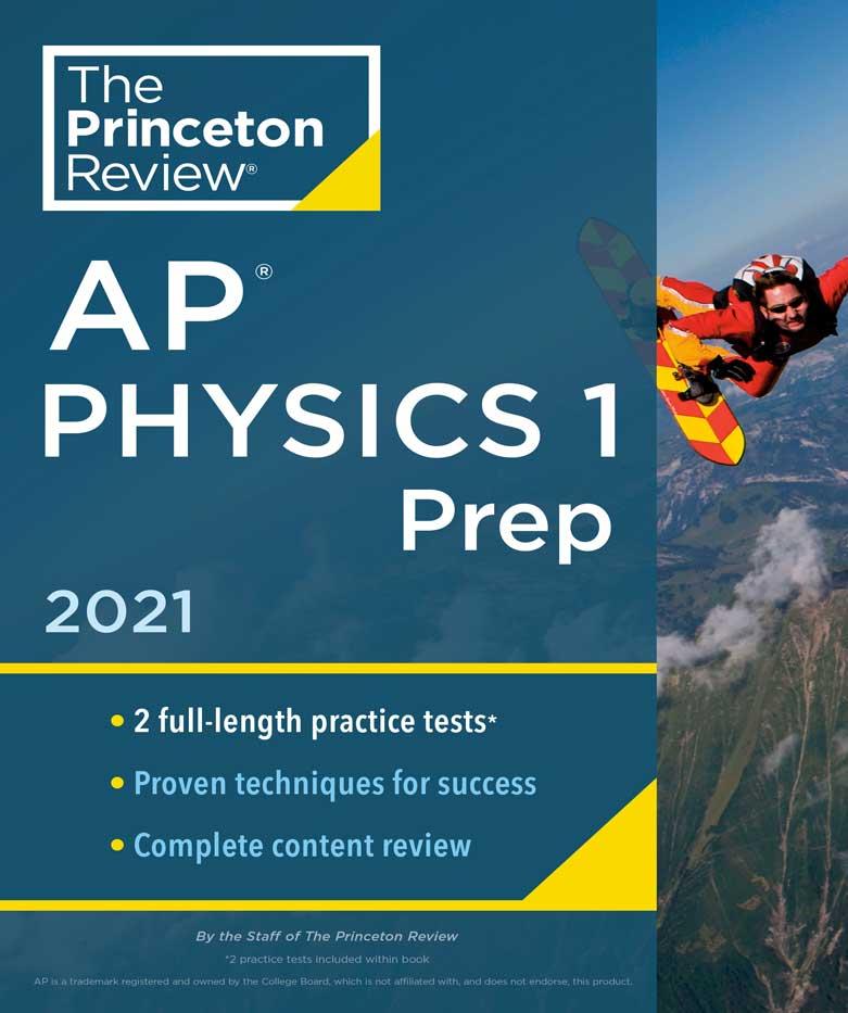 AP Physics 1 Cram Course Book