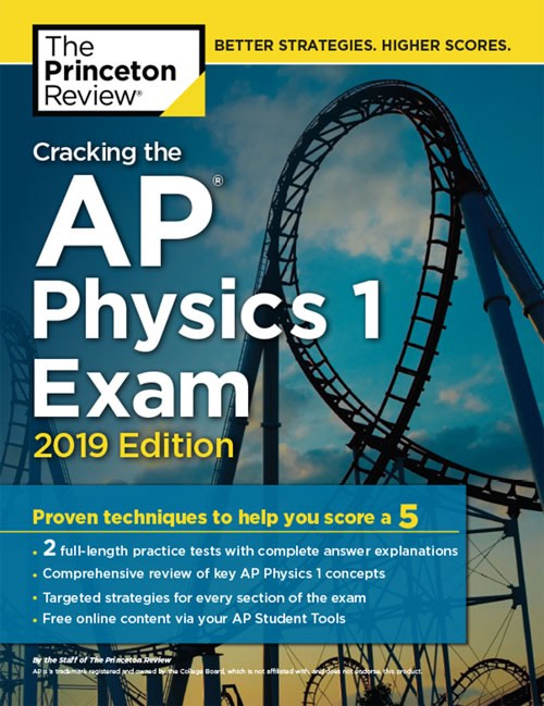 AP Physics 1 Cram Course Book