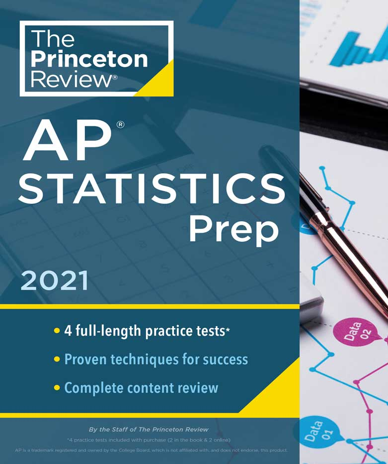 AP Statistics Cram Course Book