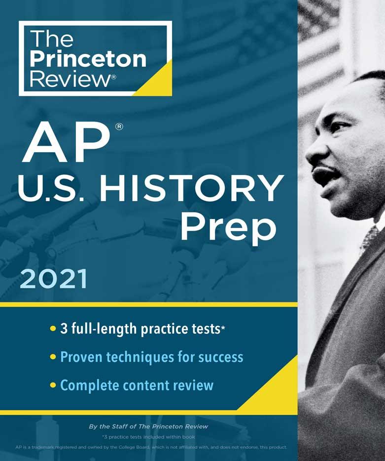 AP US History Exam Book
