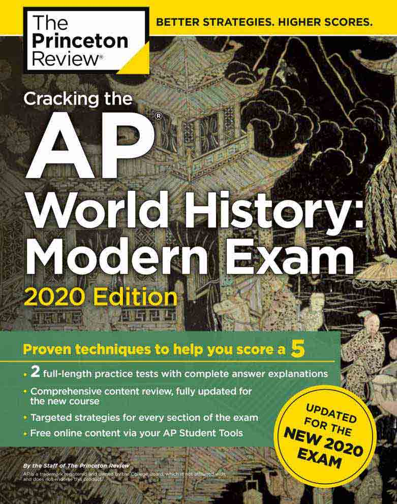 AP World History Exam Book