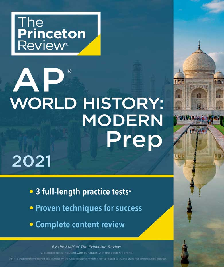 AP World History Exam Book