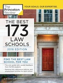 Best 173 Law Schools cover
