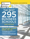 Best 295 Business Schools cover