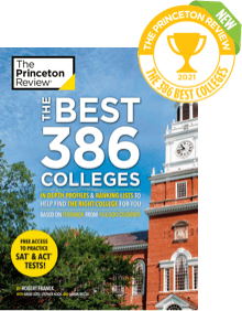 The Best 385 Colleges: 2020 Edition