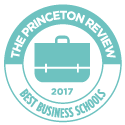 Best Business Schools 2017 seal