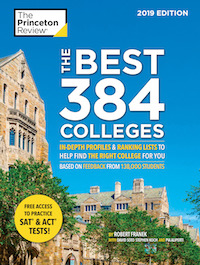 Best 384 Colleges cover