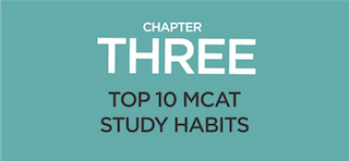 MCAT Study Guide, Chapter 3