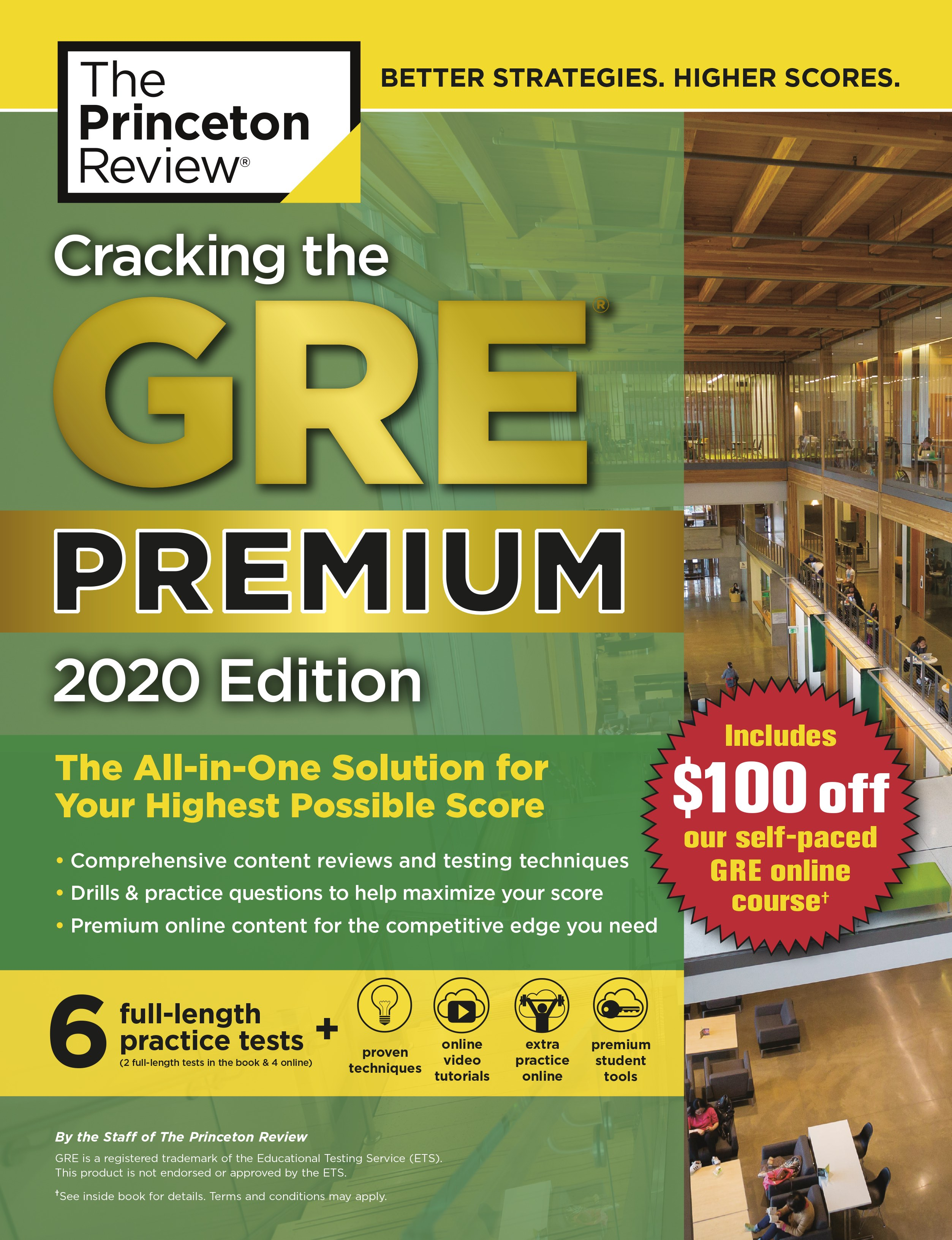 Cracking the GRE Premium The Princeton Review 2020