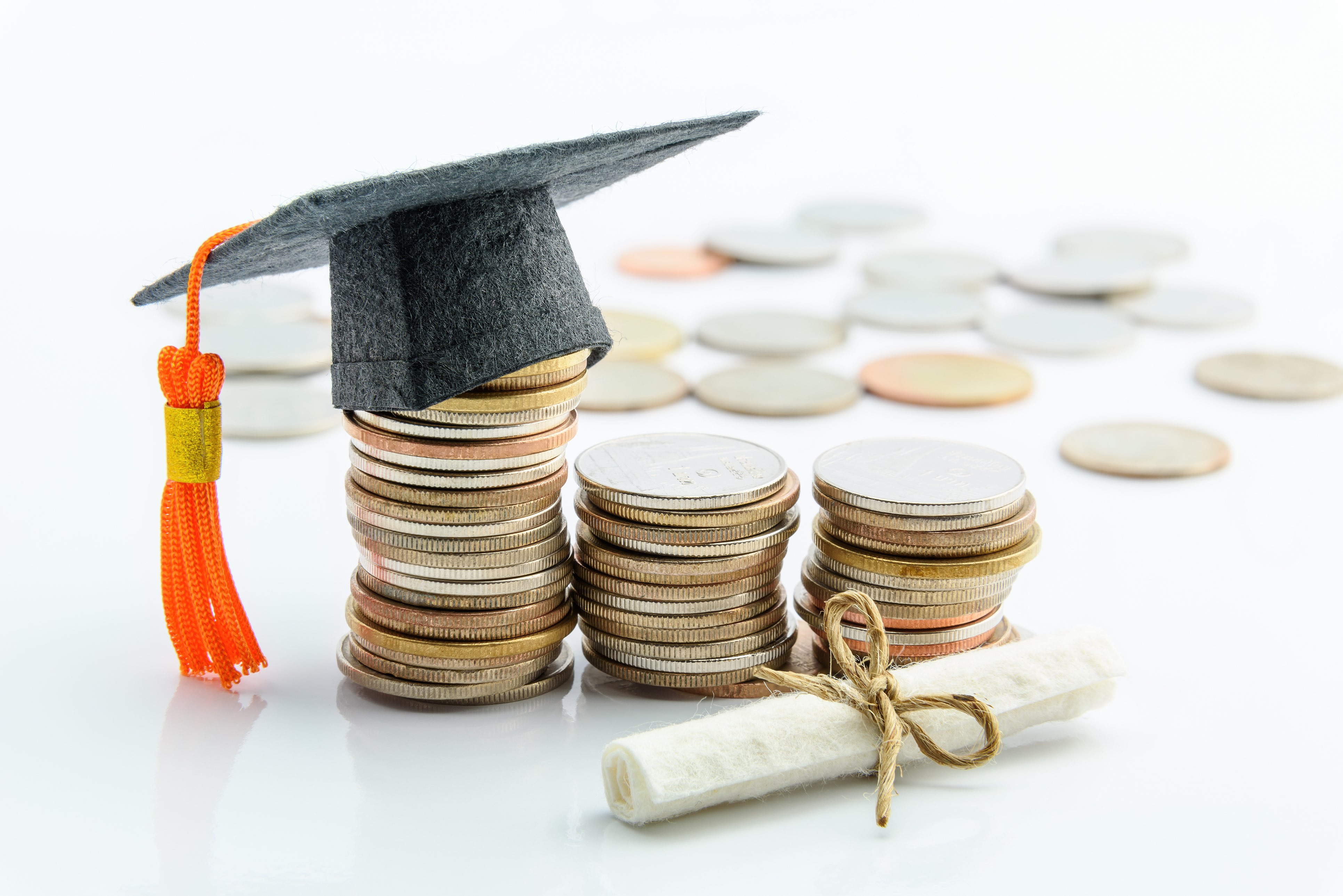 financial assets for college aid application