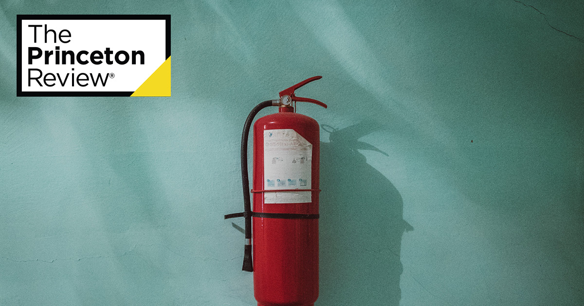 Fire Safety Honor Roll | The Princeton Review