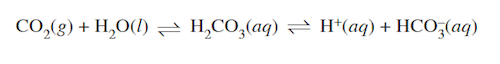 MCAT Sample Questions, General Chemistry Passage, Equation 1