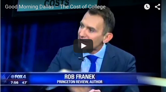 The cost of college video