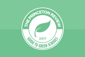 The Princeton Review: Guide to Green Schools