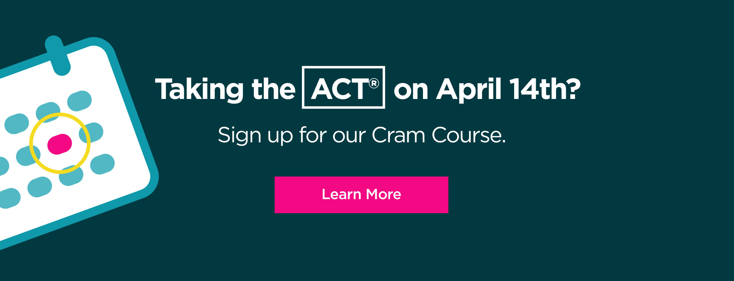 ACT Cram Course