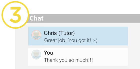 chat a teacher the princeton review chat an expert tutor