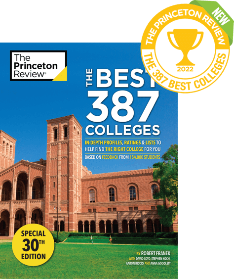 The Best 387 Colleges: 2022 Edition