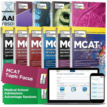 MCAT Ultimate Materials Mobile Icon