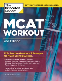 TPR MCAT Second Edition