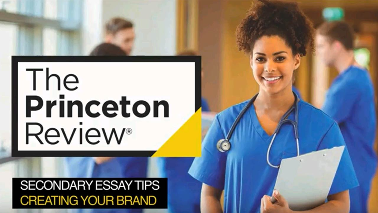 screenshot Med School Admissions: Personal Branding for Secondaries & Beyond