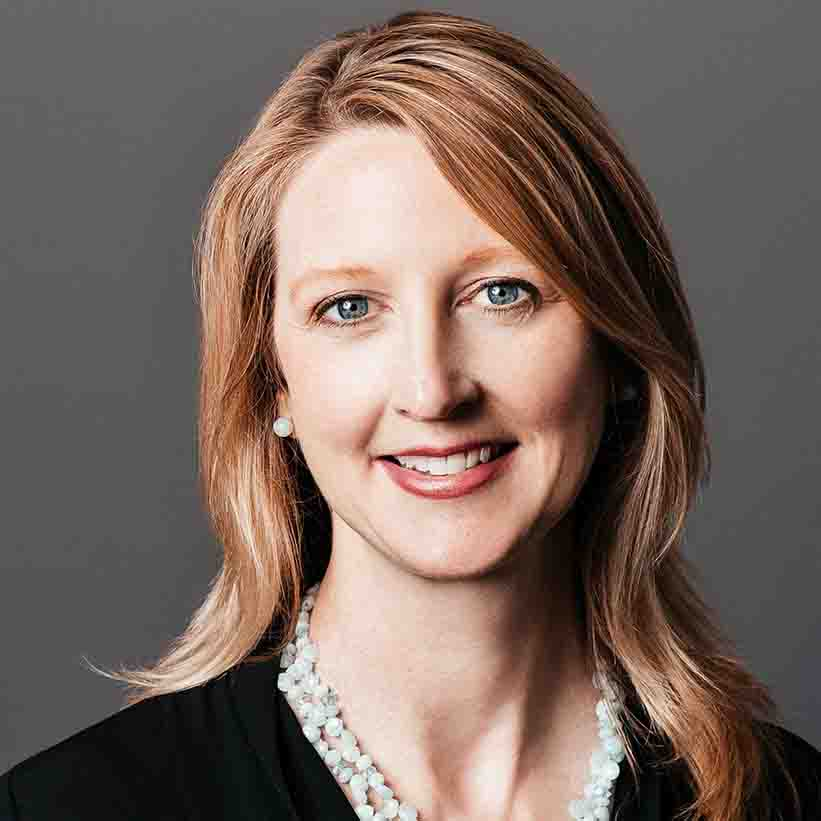 Michelle Bergland, Senior Vice President of Human Resources