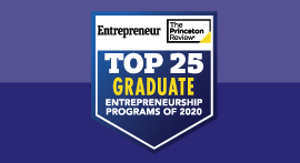 Top Entrepreneurship