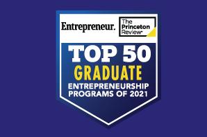 2021 Top Schools for Entrepreneurship: Graduate