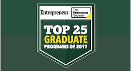 Top Entrepreneurship 2016 seal
