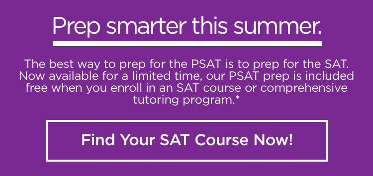 Find Your SAT Course Now!