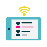 LSAT questions icon