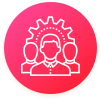 True R and D drives our course material icon