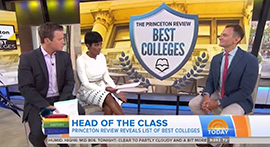 TODAY Show Video: The Best 381 Colleges