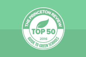 Top 50 Green Schools