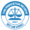2021 Best Law Schools Seal