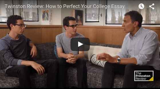 Perfect your college essay video