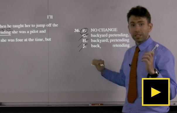 ACT Test Prep Classes   Improve ACT Score   The Princeton Review